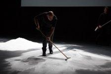 Последний бастион сопротивления в Баку - живые картины возникают и разрушаются (ФОТО) - Gallery Thumbnail