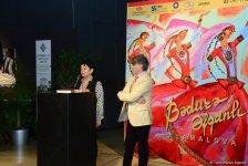 Театр, кино, танец – более 400 страниц о жизни и творчестве Бадуры Афганлы (ФОТО) - Gallery Thumbnail