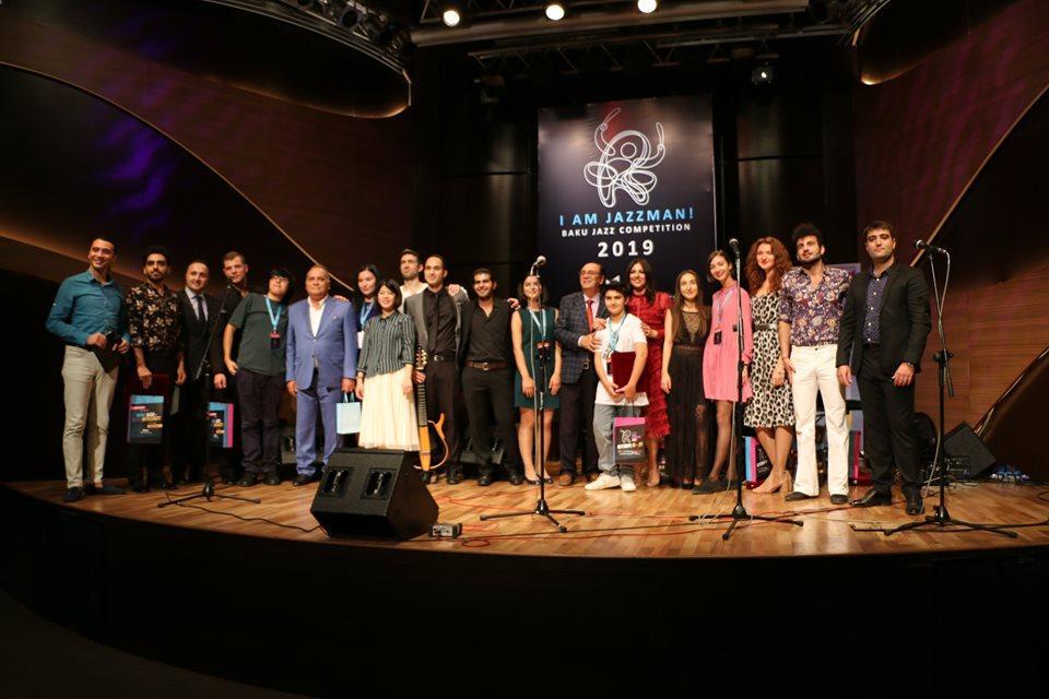 Baku Jazz Festival 2019. Состоялась церемония награждения победителей I am Jazzman (ФОТО) - Gallery Image