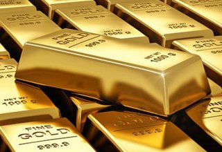 Kazakhstan's gold reserves up month-on-month
