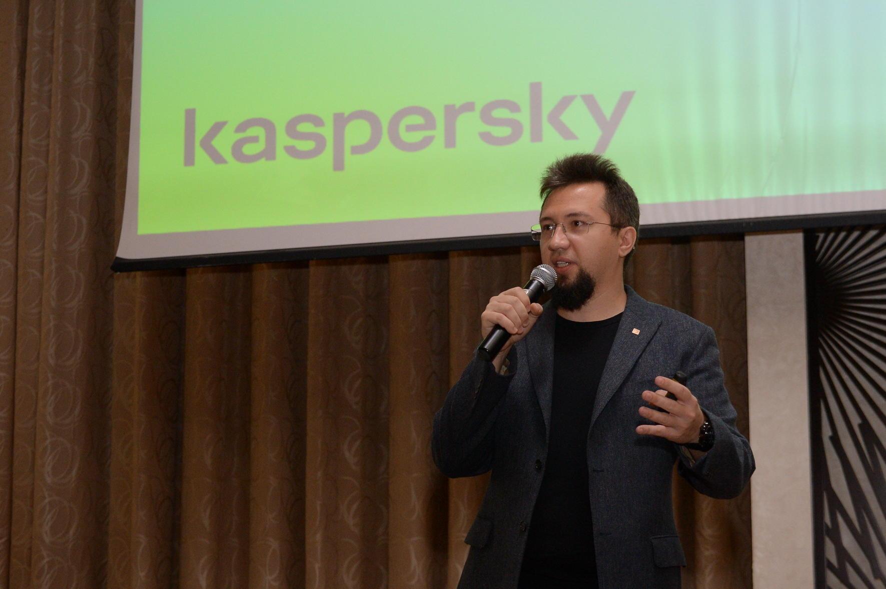 """""""InnoWeek – İnnovasiya həftəsi"""" çərçivəsində """"Kaspersky Security Day"""" keçirilib (FOTO) - Gallery Image"""