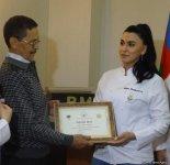 Таир Амирасланов наградил азербайджанских поваров (ФОТО) - Gallery Thumbnail