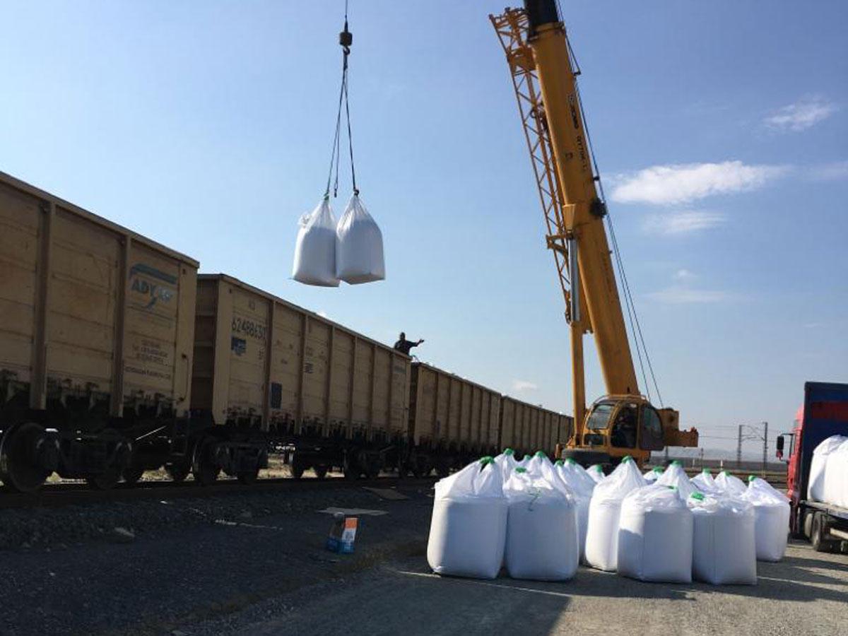 Turkmenistan sells urea to UAE, gasoline to Afghanistan