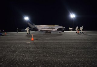 U.S. military's X-37B space plane lands after 780-day secret in-orbit mission