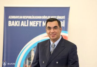 Baku Higher Oil School hosts admission ceremony of 'M7' group of participants of training program of School of Project Management