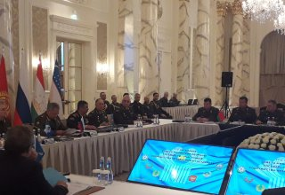 Meeting of Council of Defense Ministers of CIS member states kicks off in Baku (PHOTO)