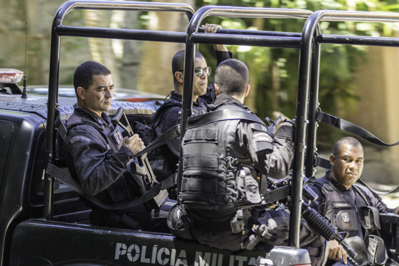 Two indigenous men killed in drive-by shooting in Brazil