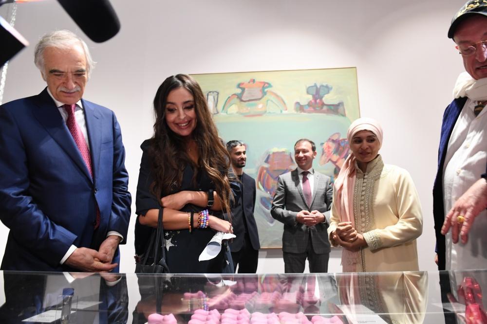 VP of Heydar Aliyev Foundation attends Moscow International Biennale of Contemporary Art - Gallery Image