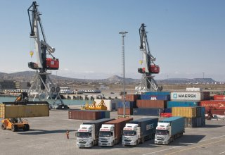 Port of Baku reveals total 10M2020 cargo shipments