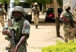 Nigerian troops kill 80 gunmen in July