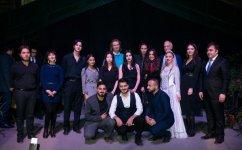Heydər Əliyev Fondunun vitse-prezidenti Leyla Əliyeva Moskvada İmaməddin Nəsiminin heykəlinin açılışında iştirak edib (FOTO) - Gallery Thumbnail