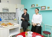Azerbaijan's First VP visits Rehabilitation Center for children with autism (PHOTO) - Gallery Thumbnail