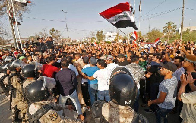 Iraqi protesters reject leadership changes, demand systemic overhaul