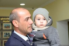 Счастливое детство азербайджанских детей - репортаж из детского сада номер 64 в Баку (ВИДЕО, ФОТО) - Gallery Thumbnail