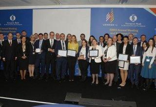 MuganBank bags international award and gains EBRD recognition (PHOTO)
