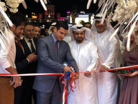 Azerbaijani products showcased at int'l exhibition in Dubai (PHOTO) - Gallery Thumbnail