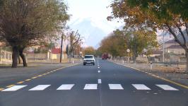 Qax-İlisu marşrutu üzrə 35.5 km uzunluğunda yol yenidən qurulub (FOTO) - Gallery Thumbnail