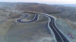 Часть автомагистрали Баку-Шамахы будет введена в строй к концу 2019 г. (ФОТО) - Gallery Thumbnail