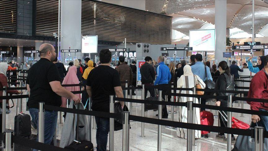 Turkish airports introduce new passenger service system