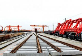 Austria provides Uzbekistan with railway equipment