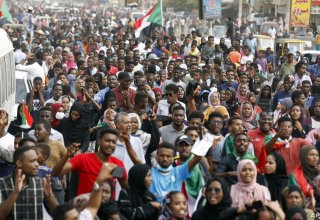 Sudan protest calls for military coup as political crisis deepens