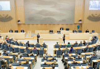Nagorno-Karabakh issue raised in Swedish parliament