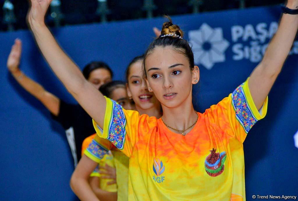 Федерация гимнастики Азербайджана в очередной раз организовала тренерские курсы по аэробной гимнастике (ФОТО) - Gallery Image