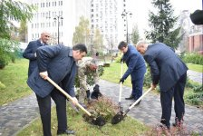 Azerbaijan's first Center of Culture & Information opens in Ukraine (PHOTO) - Gallery Thumbnail