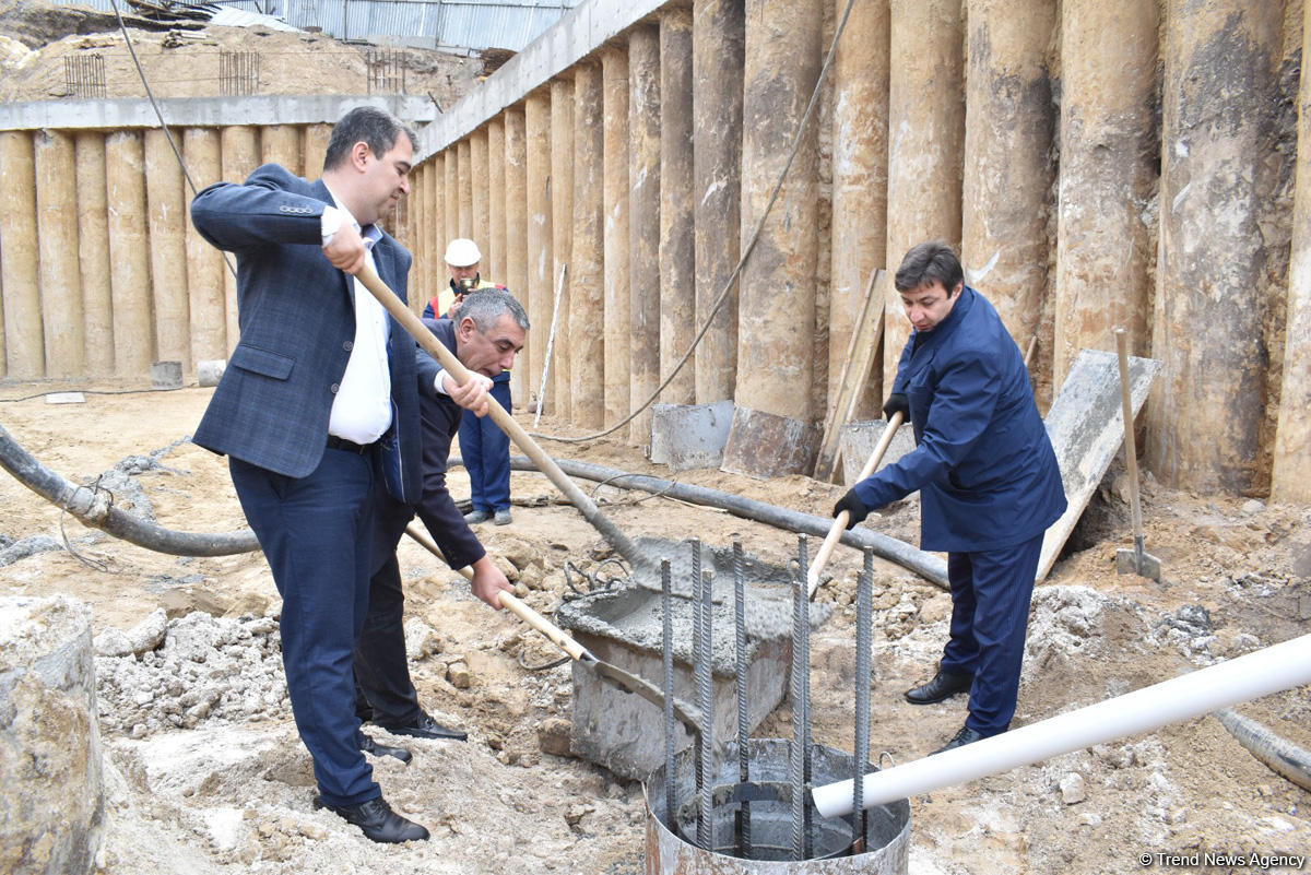 Azerbaijan's first Center of Culture & Information opens in Ukraine (PHOTO) - Gallery Image