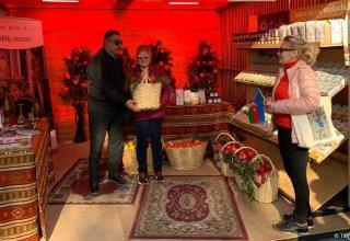 Праздник Короля фруктов в Гёйчае – донер из гранат, конкурсы, самое красное шоу (ФОТО)