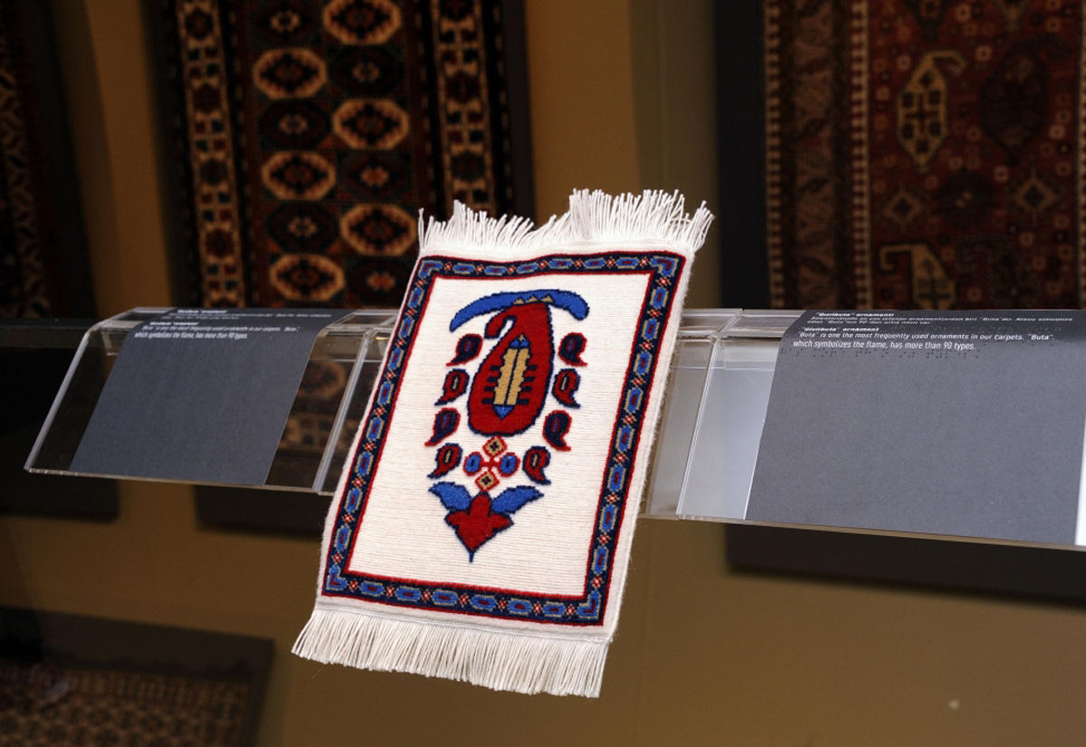В Азербайджане создан уникальный Музей без границ - ни для кого нет преград (ФОТО) - Gallery Image