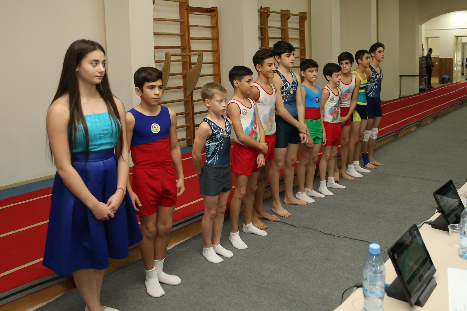 Winners of 17th Azerbaijan Championships in Tumbling Gymnastics revealed (PHOTO) - Gallery Image