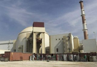 Iran starts concrete process in Busheher Atomic Plant second unit reactor