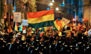 Death toll from violence during protests in Bolivia's Cochabamba rises to 9