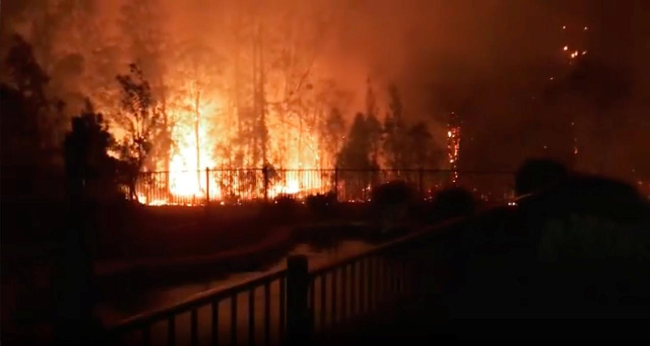 "Australia battles bushfires, prepares for ""catastrophic"" conditions"