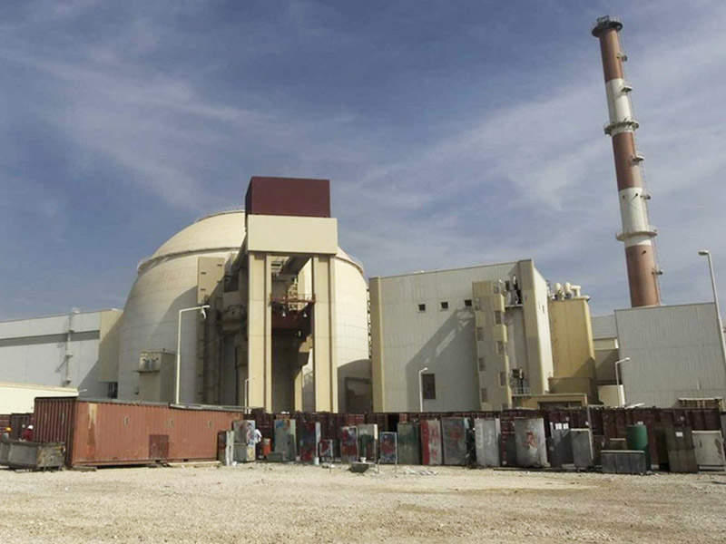 Bushehr Nuclear Plant is important in generating power in Iran