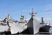 Турция начала масштабные военно-морские учения (ФОТО) - Gallery Thumbnail