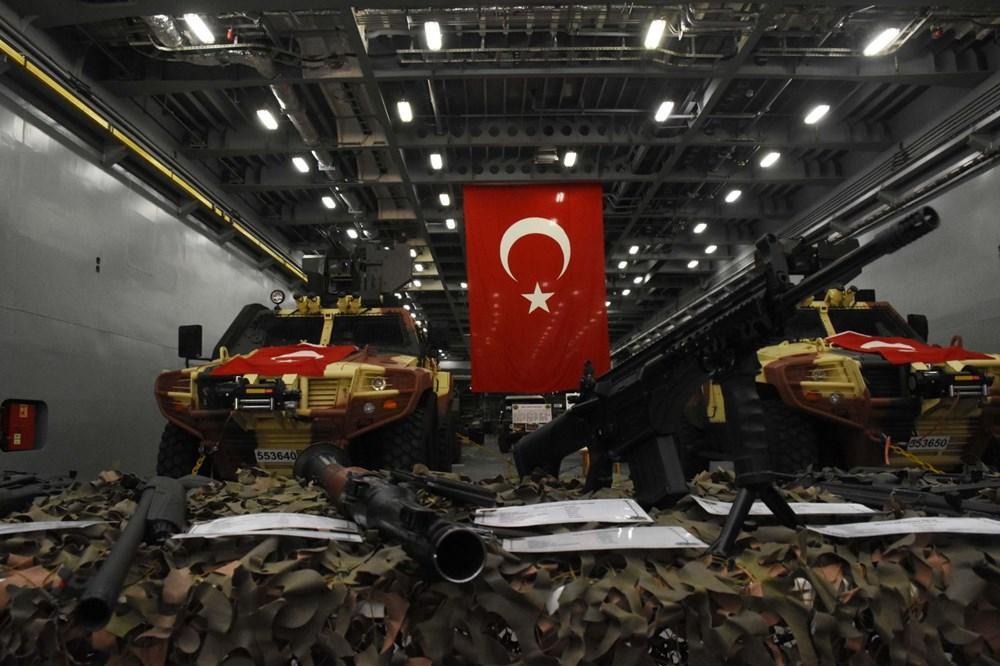 Турция начала масштабные военно-морские учения (ФОТО) - Gallery Image