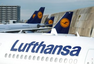 German Lufthansa resumes regular flights to Georgia