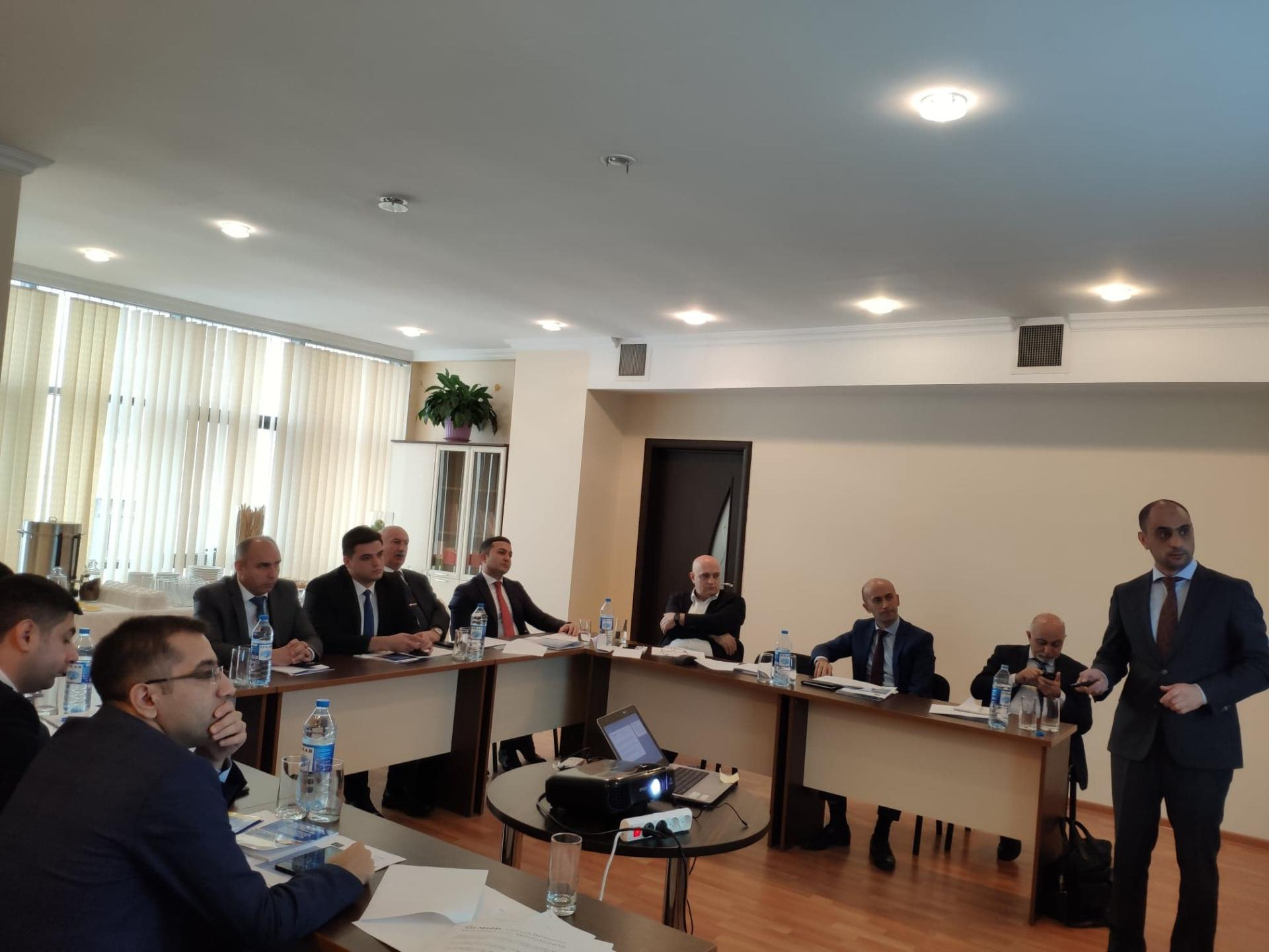 Round tables held on Trade Policy & World Trade Organization topics in Baku (PHOTO) - Gallery Image