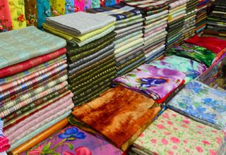 Various types of fabrics exported to Turkmenistan from EAEU countries