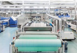 Baku Textile Factory to produce millions of face masks during December 2020