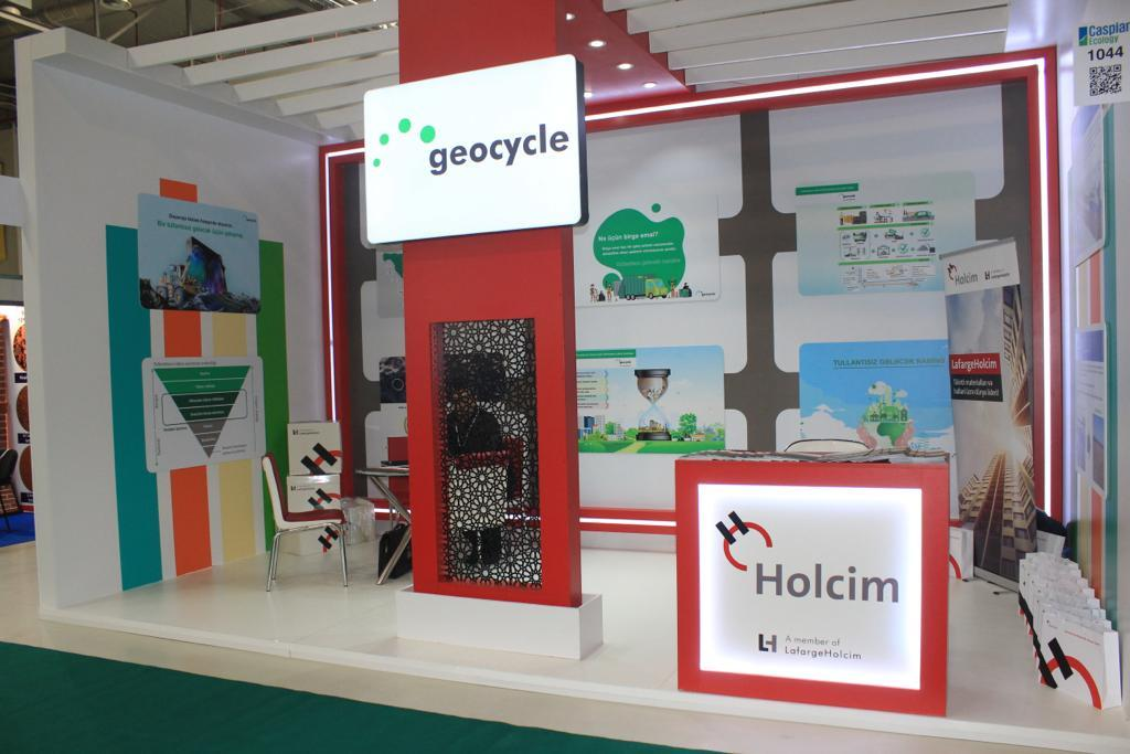 Holcim Azerbaijan offers new solution for sustainable waste management (PHOTO)