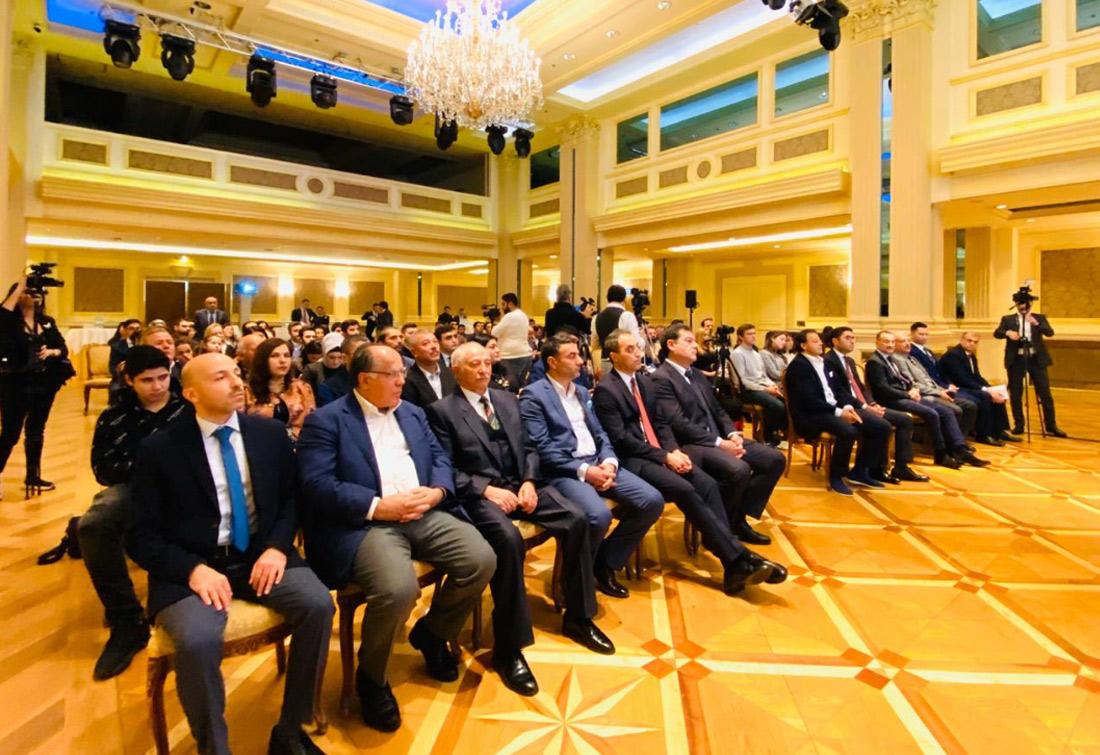 В Вене прошла  встреча с проживающими в Австрии азербайджанцами  (ФОТО) - Gallery Image