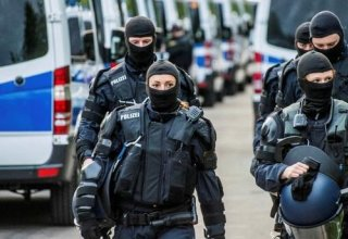 Azerbaijani radicals arrested in Germany (PHOTO)