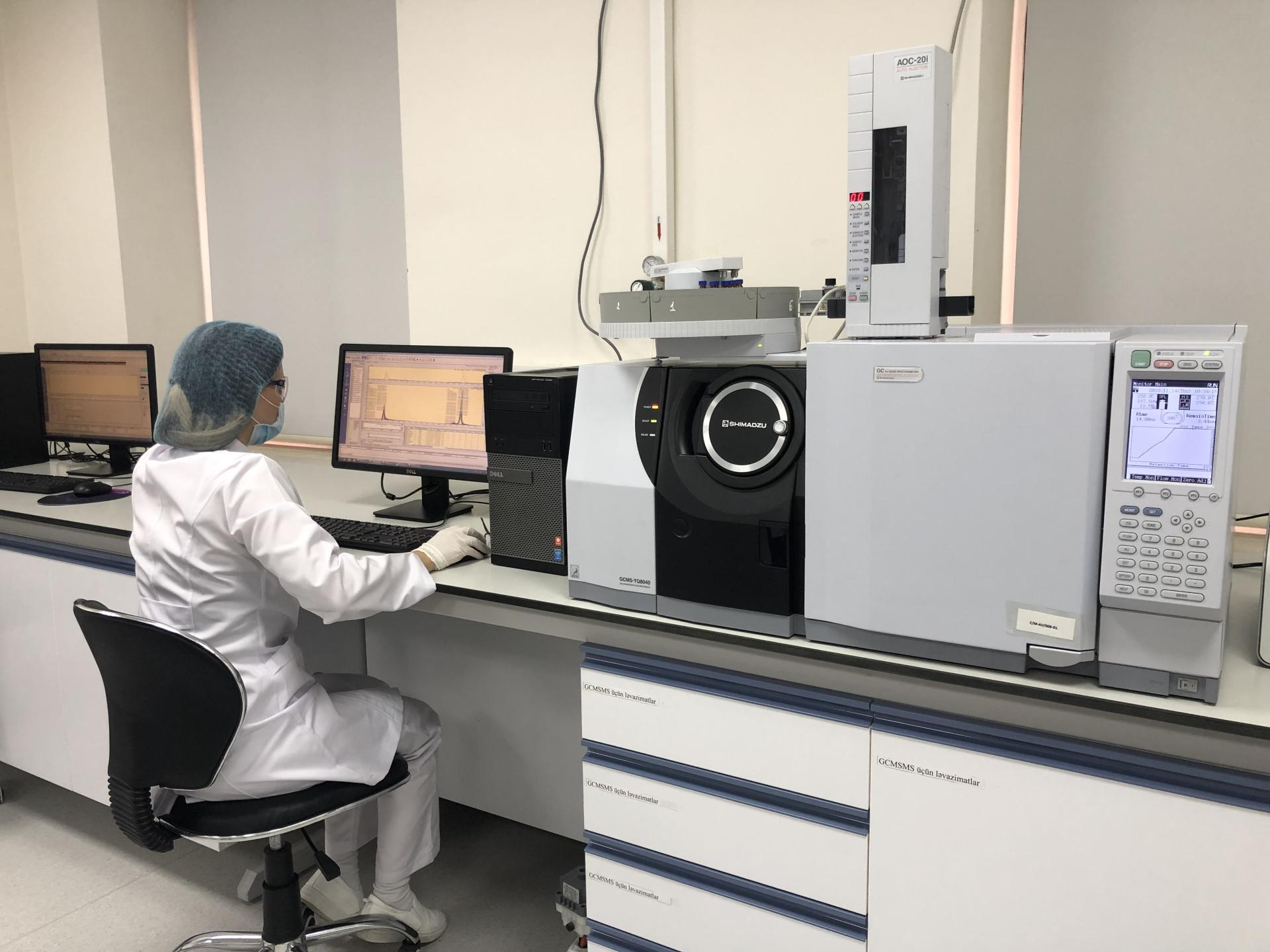 Azerbaijani State Agency on Mandatory Health Insurance implementing project for standardization of laboratories (PHOTO) - Gallery Image