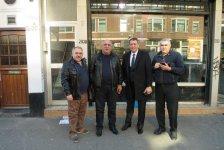 В Германии арестовали азербайджанских радикалов (ФОТО) - Gallery Thumbnail