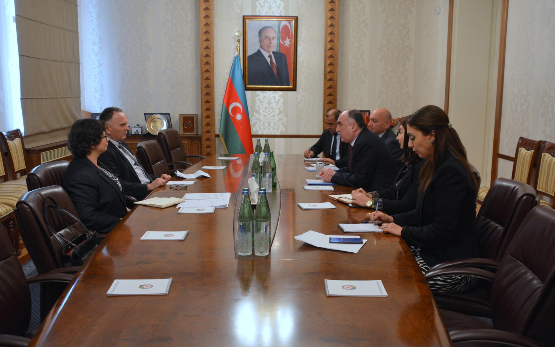 Azerbaijani FM: Armenian leadership's baseless statements aimed at further escalation of situation in region