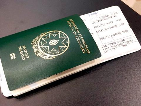 140 emigrants sent from Germany to Baku