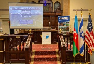 Attempt by Armenian lobby to disrupt event in Los Angeles synagogue fails (PHOTO/VIDEO)